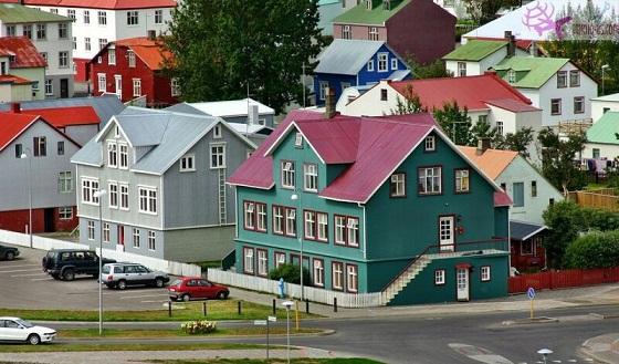 دليل اللجوء في ايسلندا