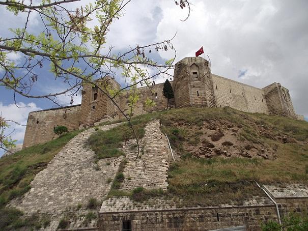 قلعة غازي عنتاب - تركيا