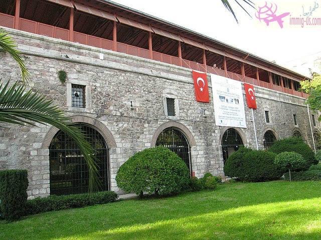 متحف الآثار الإسلامية تركيا
