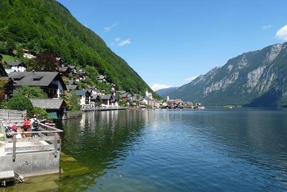 بحيرة هالستات - النمسا