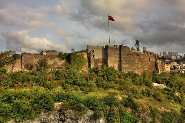 قلعة طرابزون