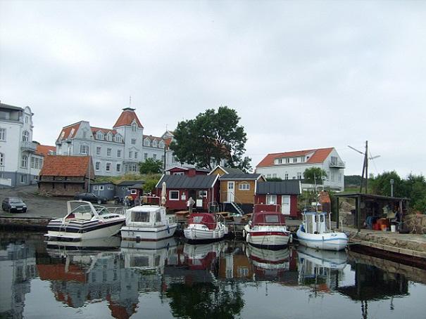جزيرة بورنهولم