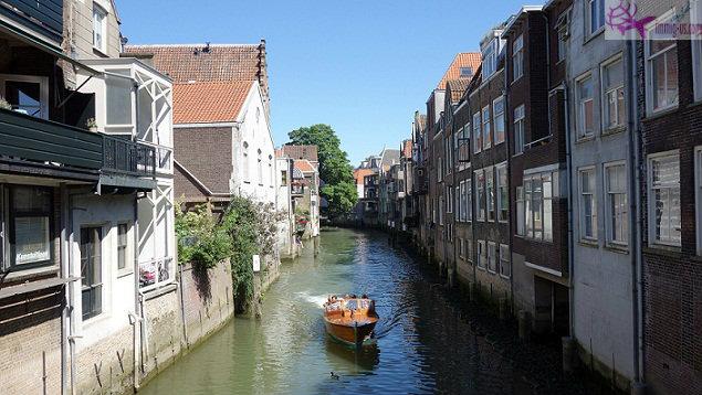 القنوات المائية هولندا
