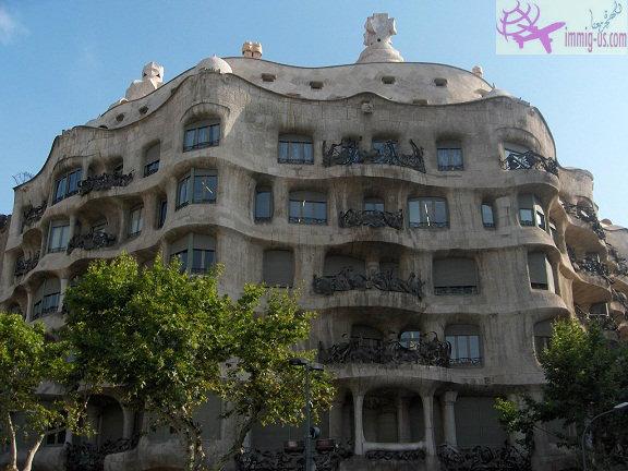 كازاميلا برشلونة