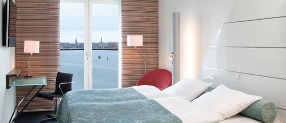فندق جزيرة كوبنهاغن