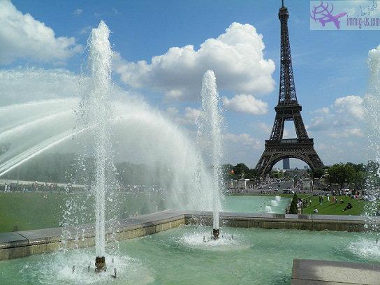 صورة برج ايفل – معلومات شاملة عن أمير السياحة في فرنسا