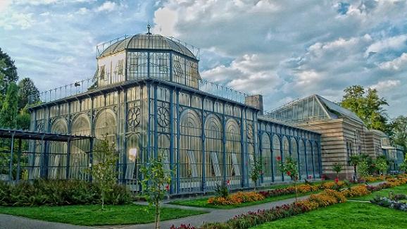حديقة فيلهيلما للحيوان والنبات