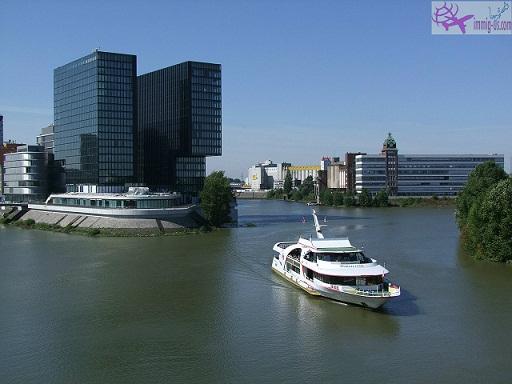 نظرة على السياحة في دوسلدورف