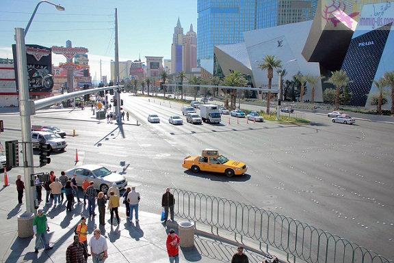 نظرة على السياحة في لاس فيغاس