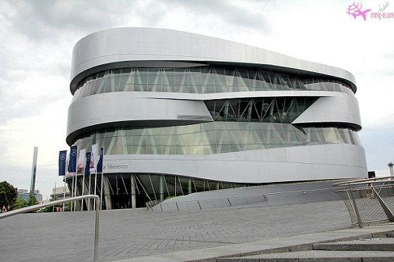 متحف مرسيدس بنز