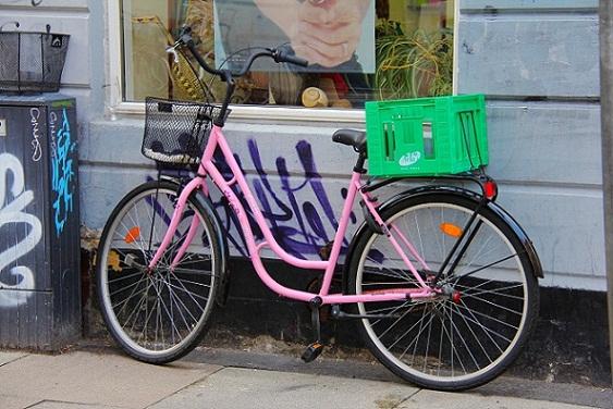 التنقل بواسطة الدراجة الهوائية