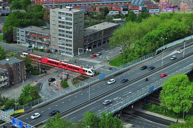 قطار هولندا