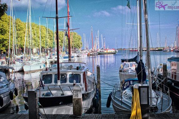 ميناء اليخوت هولندا