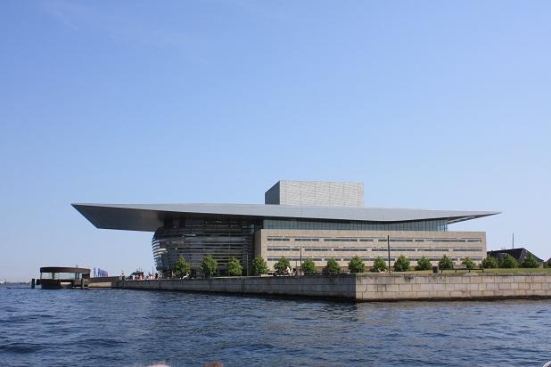 دار الأوبرا في كوبنهاغن