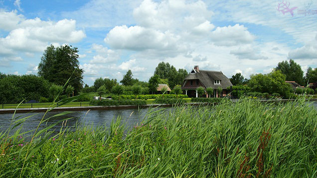 الريف في هولندا