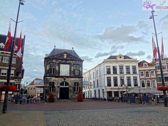 شوارع امستردام