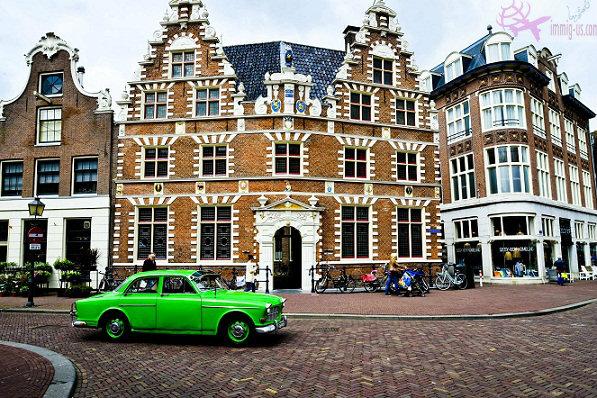 شوارع هولندا