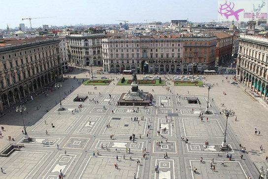 السياحة في ميلانو - دليل الاماكن السياحية في ميلانو
