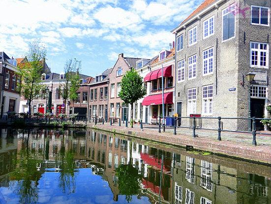 قناة مائية هولندا