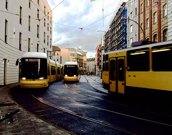 ترام برلين