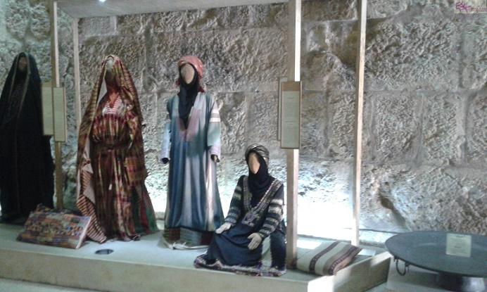 ملابس البدو في الأردن