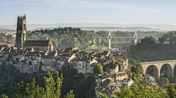 صور مدينة فريبورغ