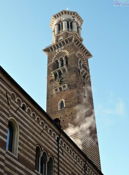 برج لامبيرتي - برج فيرونا
