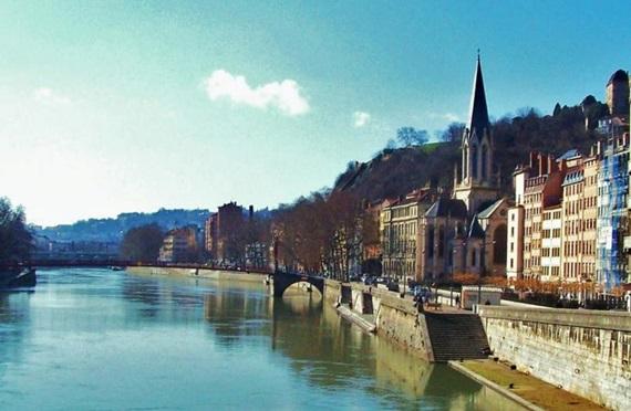 صورة أهم المعالم السياحية فى مدينة ليون الفرنسية