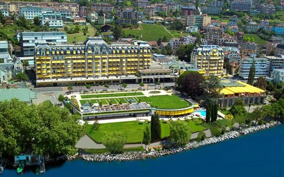 فنادق مدينة مونترو