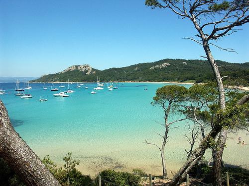صور جزيرة بوركيرول فى فرنسا