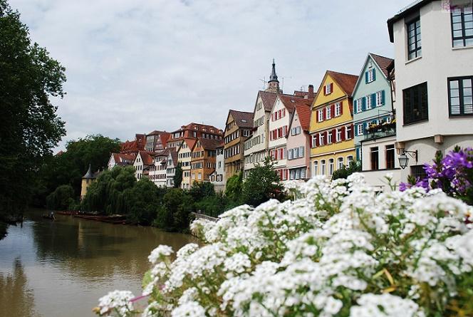 السياحة في بادن بادن المانيا