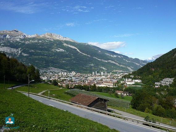 مدينة خور سويسرا