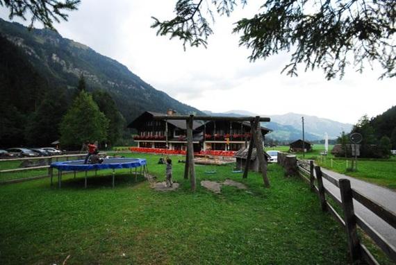 الحدائق العامة في مدينة خور السويسرية