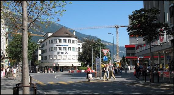 صورة المعالم السياحية في مدينة خور السويسرية