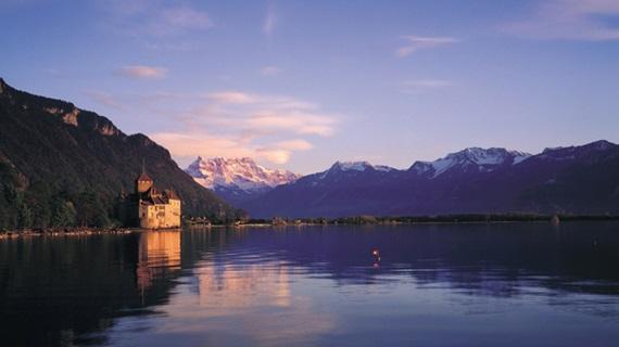 مونترو في سويسرا