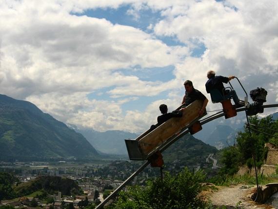 الترفية في مدينة سيون السويسرية