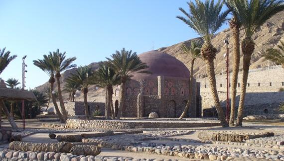 المعالم البدوية فى مدينة رأس سدر