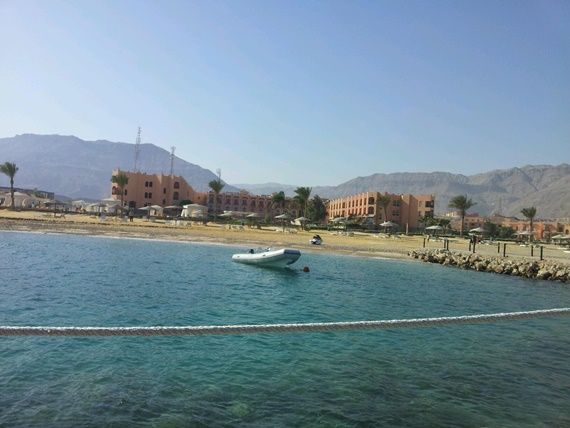 شواطئ مدينة بورسعيد