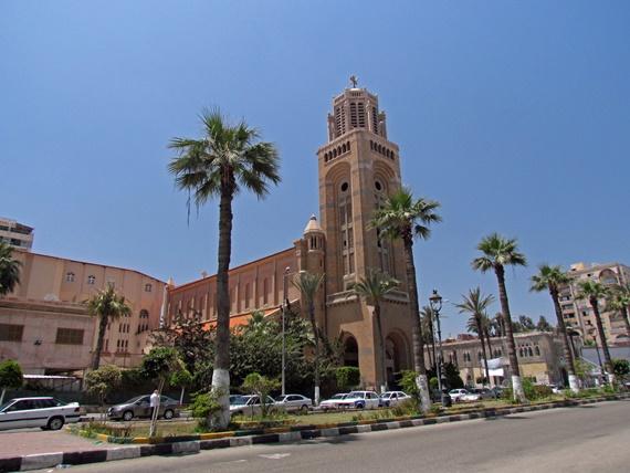 معالم مدينة بورسعيد المصرية