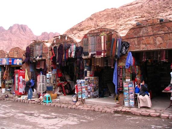 أجمل المدن المصرية مدينة سانت كاترين