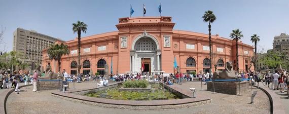 أهم المعالم السياحية في مدينة القاهرة