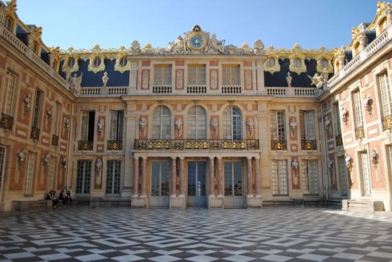 أهم القصور الملكية فى فرنسا قصر فرساي