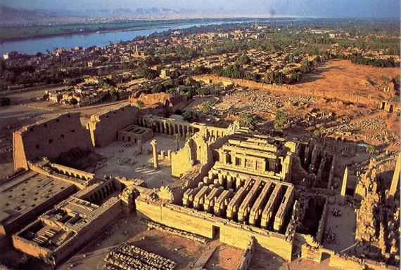 على ضفاف بلاد النوبة المصرية