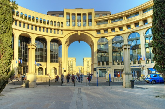 Montpellier_Antigone