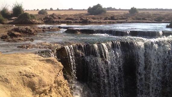 أهم المعالم السياحية في مصر محمية وادى الريان