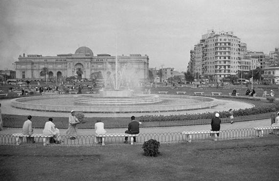 المتحف المصري فى بداية نشأته عام 1902م