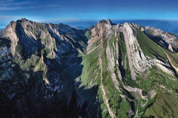 الجبال فى حديقة ساردونا