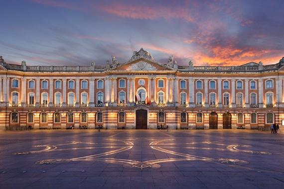 صورة أهم المعالم السياحية فى مدينة تولوز الفرنسية