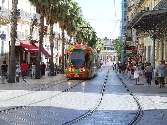 Tram_de_Montpellie