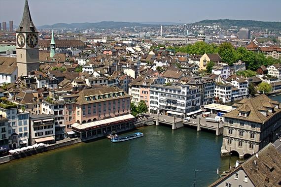 مدينة تانت الفرنسية ونهر اللوار